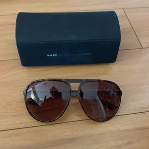 Marc by Marc Jacobs Aviator Sunglasses